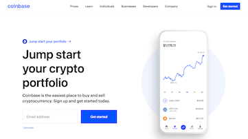 Coinbase - Cryptocurrency Exchange