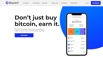 BlockFi - Buy, Sell and Earn Cryptocurrency
