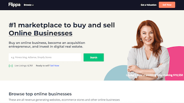 Flippa - Marketplace to Buy and Sell Online Businesses