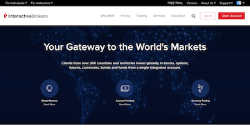 Interactive Brokers - Global Online Broker