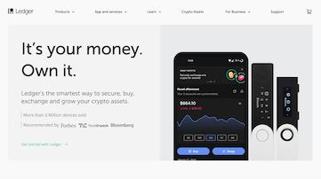 Ledger Wallet - Cryptocurrency Hardware Wallet